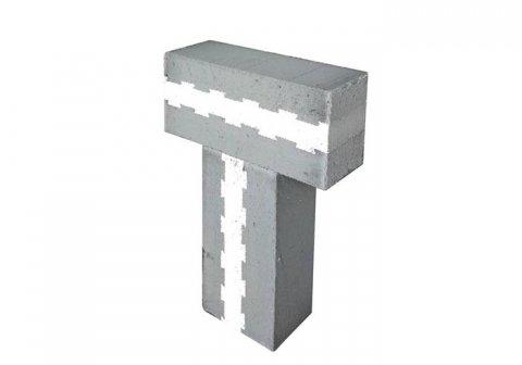 复合自保温砌块