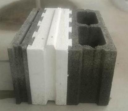 复合保温砌块